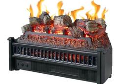 Pleasant Hearth23-inch Electric Log Set with Heater