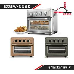 Convection Toaster Oven Air Fry Broil Bake Warmer Toast Meal