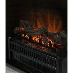 Electric Fireplace Logs Heater, Electric, 24, 25001-40000