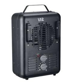 electric portable heater w thermostat small space