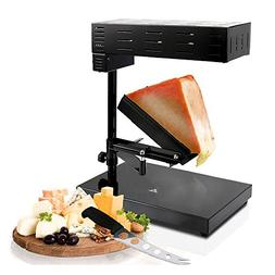 Electric Raclette Cheese Melter Machine - Table Top Stainles