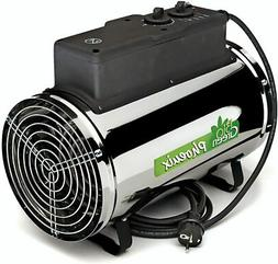 Greenhouse or Workshop Space Heater -Phoenix- 3,412 to 9,553