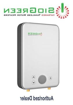 SioGreen IR30 POU 110v Infrared Electric Tankless Water Heat