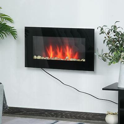 1500w electric fireplace heater wall mounted