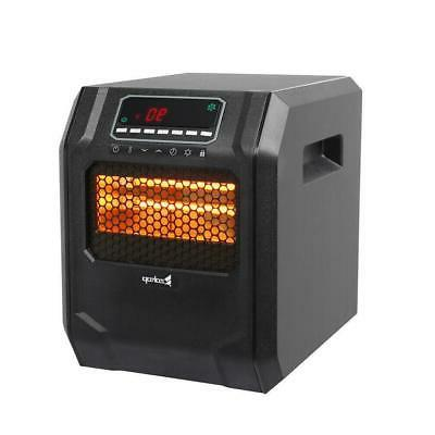 1500W Electric Quartz Safe Space Heater with