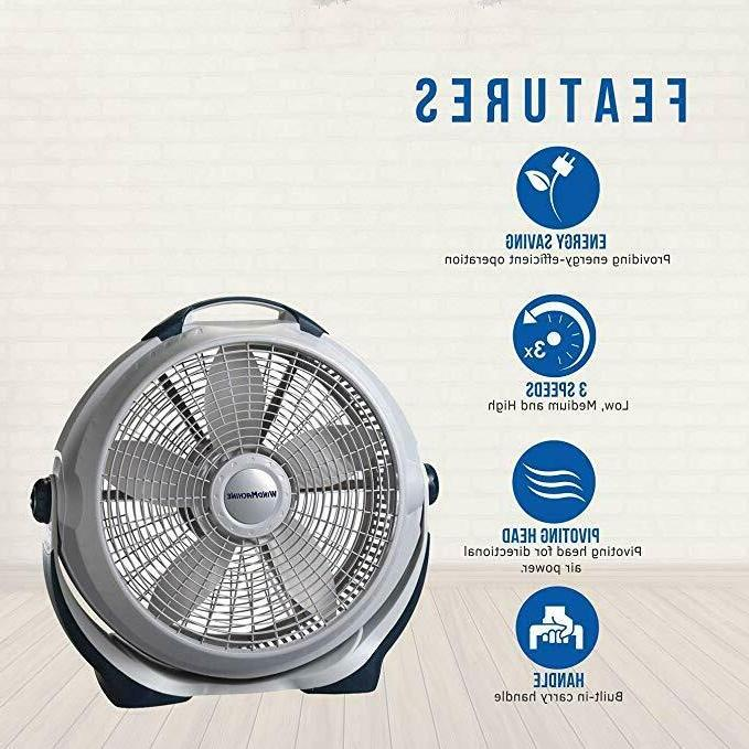 Machine Fan With 3 Energy