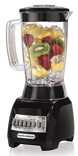 Hamilton Beach COMIN16JU036231 50123 10-Speed Blender with 4
