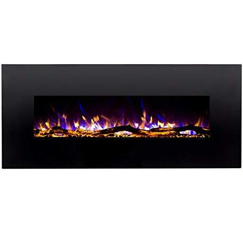"Regal Flame 50"" Ventless Heater Electric Mounted Better Wood Gas Fireplace Inserts, Log Sets,"