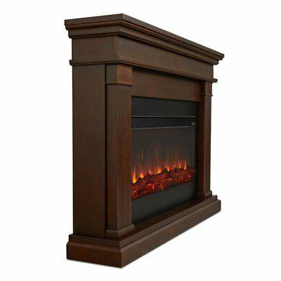 Real Flame Electric Fireplace in