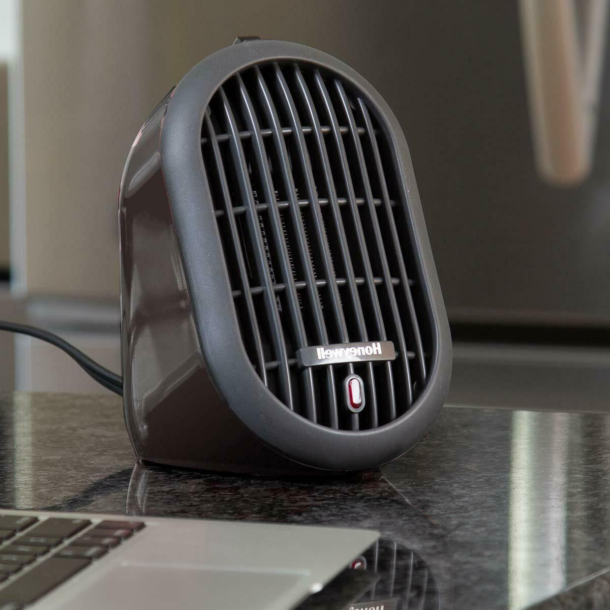 Ceramic Heater Electric Compact Size Portable Space