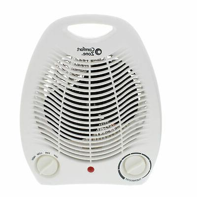 cz40 electric portable heater with thermostat