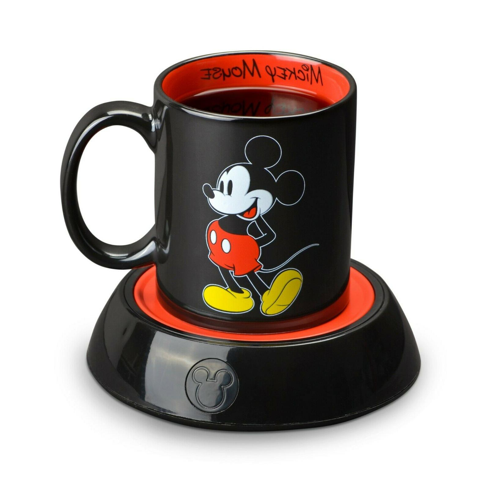 new disney classic mickey mouse electric coffee