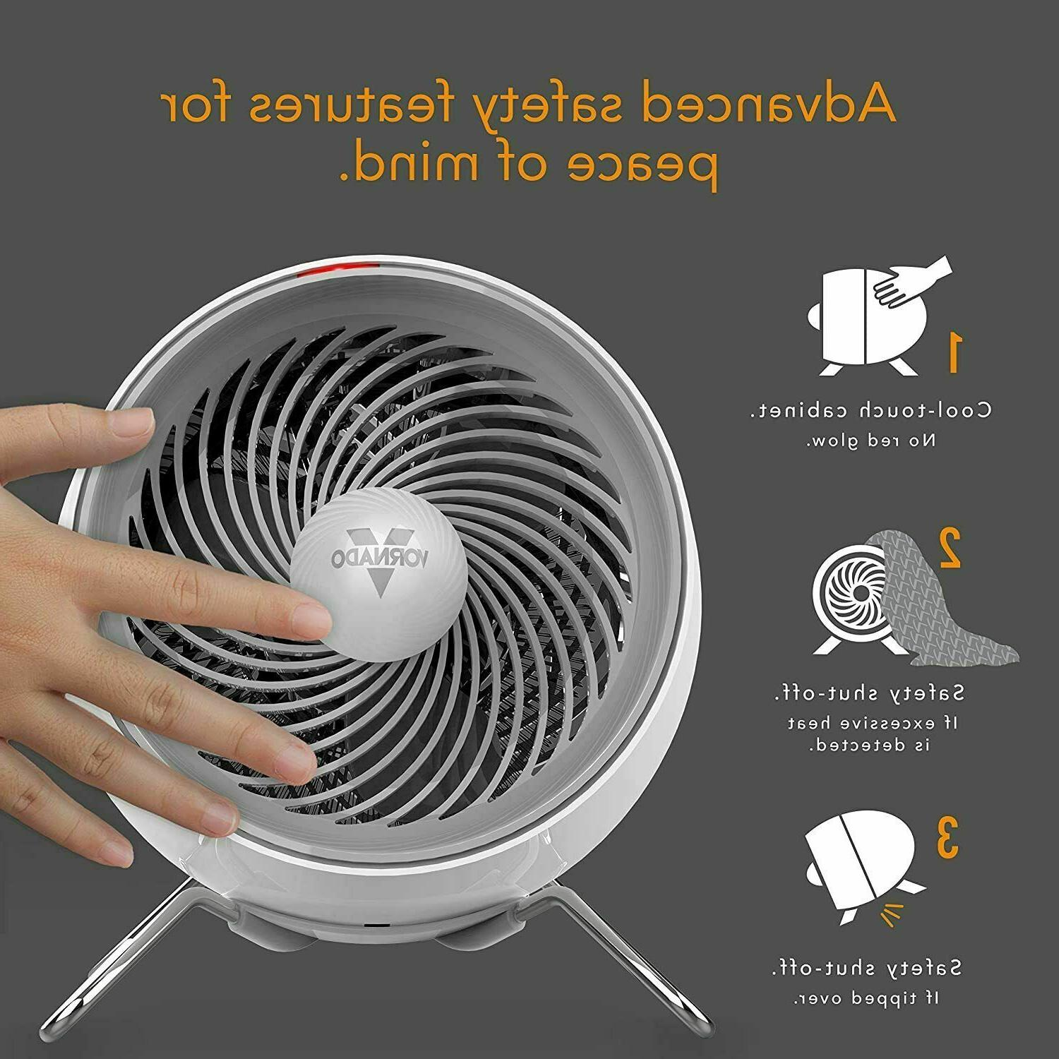Vornado Space Heater with of