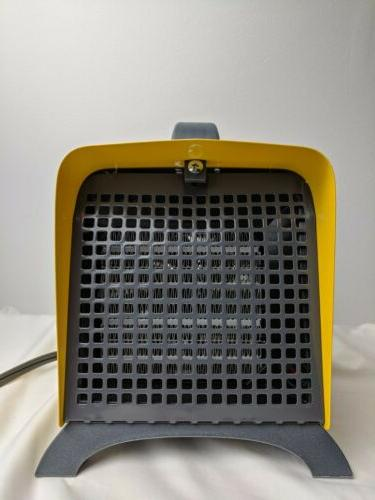 Portable Electric Heater 1500W Fan for Home