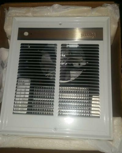 qmark cwh1101ds electric commercial fan forced air