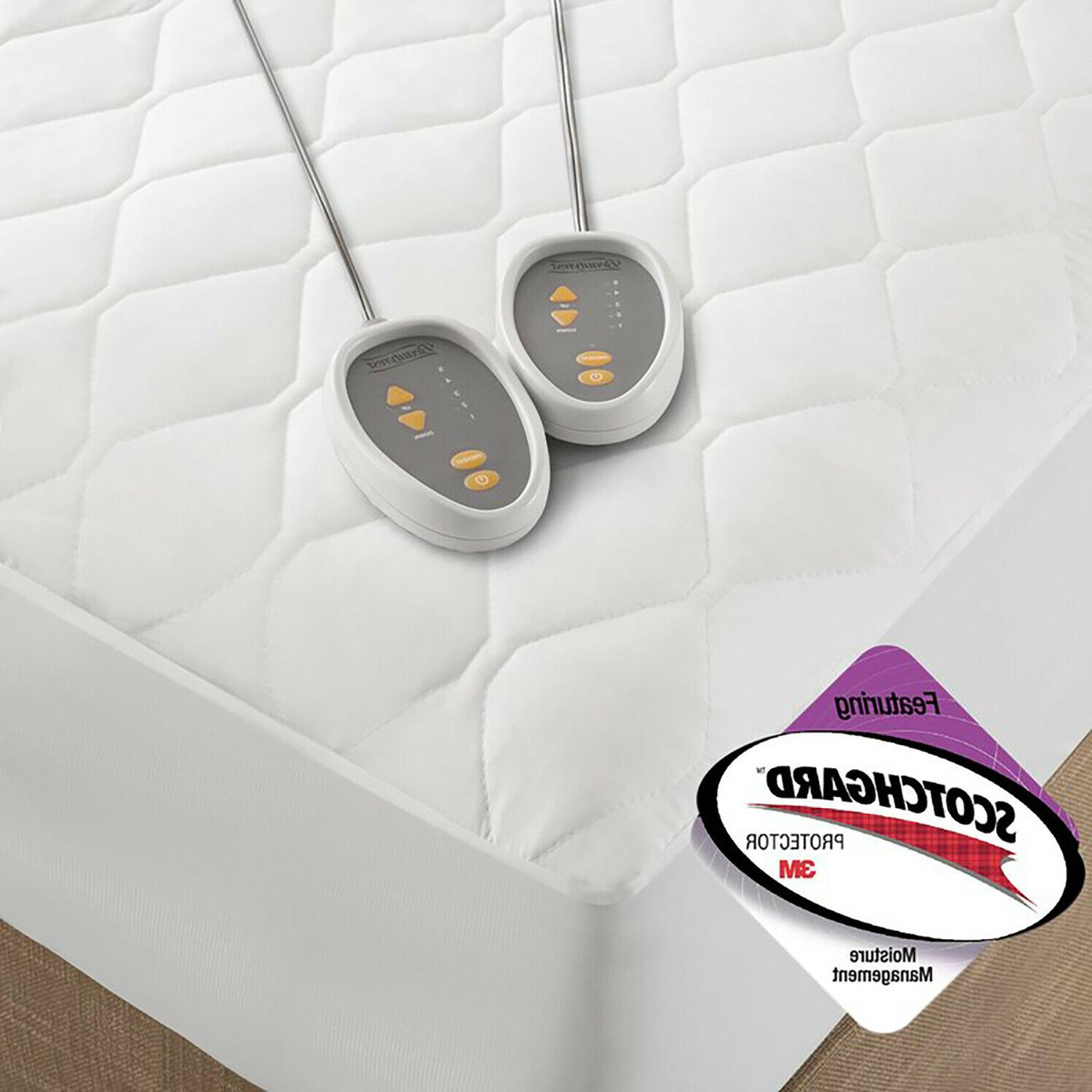 Quilted Electric Heat Settings Controllers