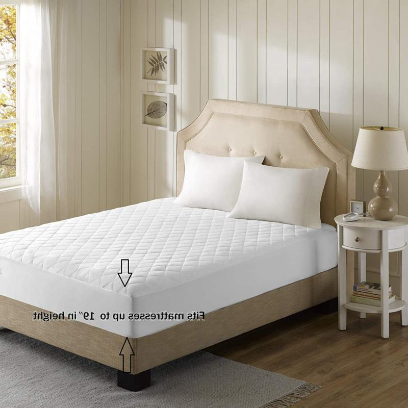 Quilted Pad Mattress Bed