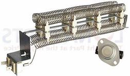LA-1044 Dryer Heater Heating Element for Whirlpool Maytag Ma