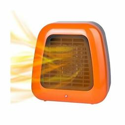 Givebest Mini Space Heater, 400W Low Wattage Personal Desk H
