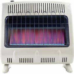 Mr. Heater Propane Vent-Free Blue Flame Wall Heater- 30,000