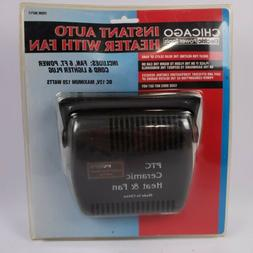 Chicago Electric Power Tools Instant Auto Heater With Fan-36