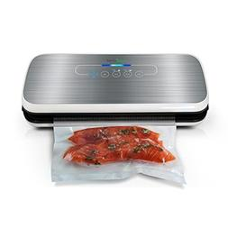 Vacuum Sealer By NutriChef   Automatic Vacuum Air Sealing Sy